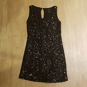WHBM Sexy Sequined New Year's Dress